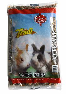 Aliment complet pour lapins nains Tradi coustenoble 4 kg
