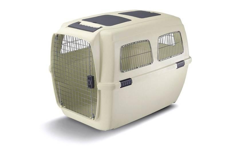 caisse transport clipper idhra 4 pour chien 71x50x51cm iata. Black Bedroom Furniture Sets. Home Design Ideas