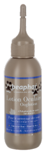 Beaphar Lotion Oculaire chien chat camomille & bleuet 125 ml
