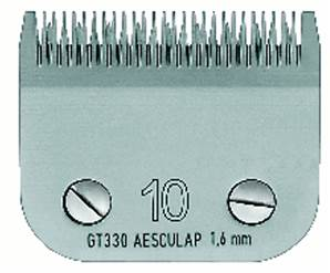 Tête de coupe Snap On/Aesculap GT330 N°10 - 1.6 mm