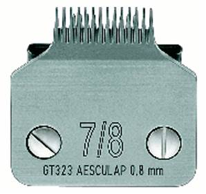 Tête de coupe Snap On/Aesculap GT323 N°7/8 - 0,8 mm