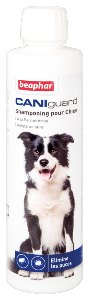 Beaphar shampooing chien Caniguard Antiparasitaire permethrine 400 ml