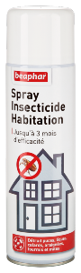 Spray Antiparasitaire maison 500 ml