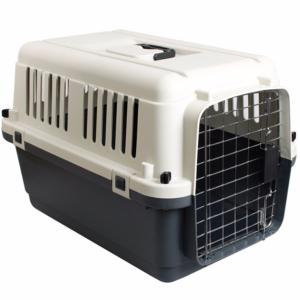 Cage de transport NOMAD - M 68 x 51 x 47 cm IATA chien chat